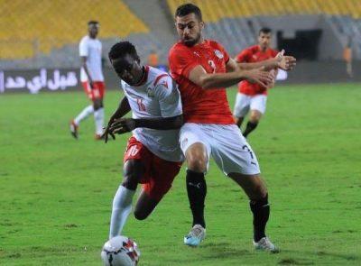 مصر تواصل إهدار النقاط وتتعادل مع جزر القمر - صحيفة كورة سودانية ...