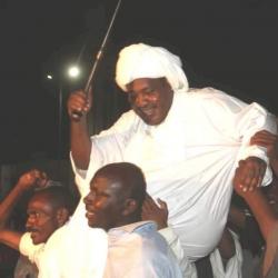 تجمع الروابط والرواد يقيم أفخم احتفالية استقبالا للجنة تطبيع نادي الهلال
