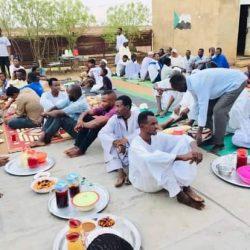 نادي الوداد يقيم إفطاره السنوي بحضور اندية سنار