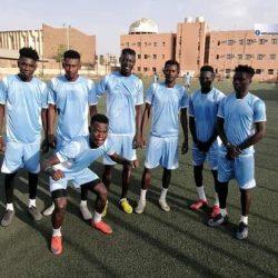 الشرطة القضارف يختتم تخضيراته لمواجهة اركويت بربع نهائي كأس السودان